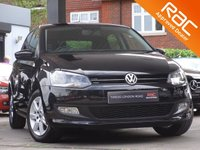 USED 2014 63 VOLKSWAGEN POLO 1.4 MATCH EDITION 5d 83 BHP