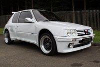 USED 1989 PEUGEOT 205 1.9 GTI 3d 130 BHP PEUGEOT 205 GTI 1.9 DIMMA