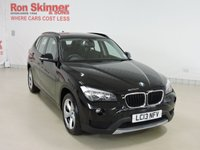 USED 2013 13 BMW X1 2.0 SDRIVE20D EFFICIENTDYNAMICS 5d 161 BHP