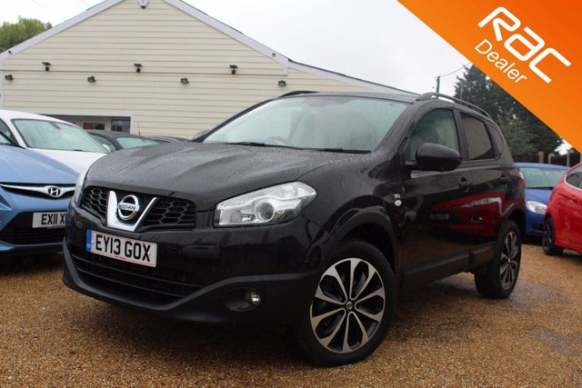 View our 2013 13 NISSAN QASHQAI 1.6 DCI 360 IS 5d 130 BHP