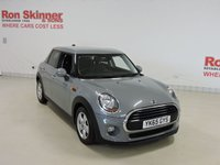 USED 2015 65 MINI HATCH COOPER 1.5 COOPER D 5d 114 BHP with Sat Nav + More Extras