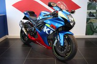 USED 2016 16 SUZUKI GSX-R600 L6 MOTO GP BLUE ***LOW MILEAGE***