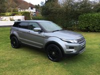 USED 2012 62 LAND ROVER RANGE ROVER EVOQUE 2.2 TD4 PURE TECH 5d 150 BHP