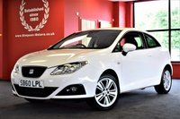 USED 2011 60 SEAT IBIZA 1.4 GOOD STUFF 3d 85 BHP