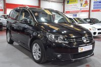 USED 2013 13 VOLKSWAGEN TOURAN 2.0 SE TDI BLUEMOTION TECHNOLOGY 5d 138 BHP