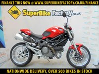 USED 2011 11 DUCATI MONSTER M1100  GOOD&BAD CREDIT ACEEPTED, OVER 500+ BIKES