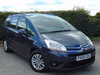 USED 2008 08 CITROEN C4 PICASSO 1.6 GRAND VTR PLUS HDI EGS 5d 7 seater 12 MONTHS FREE AA MEMBERSHIP