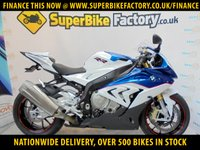 USED 2016 16 BMW S1000RR 193 BHP GOOD&BAD CREDIT ACEEPTED, OVER 500+ BIKES