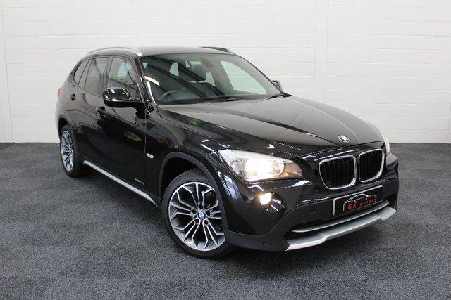 2010 60 BMW X1 2.0 18d SE xDrive 5dr