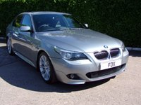 USED 2007 56 BMW 5 SERIES 3.0 530D M SPORT 4d 228 BHP