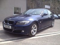 2011 BMW 3 SERIES 2.0 320D EFFICIENTDYNAMICS 4d 161 BHP £5695.00