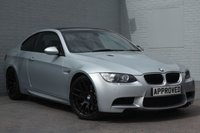 USED 2011 11 BMW M3 4.0 M3 2d AUTO 415 BHP **M3 COMPETITION PACK**