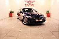 USED 2013 62 BMW 5 SERIES 2.0 520D SE 4d AUTO 181 BHP + 2 PREV OWNERS + FULL SERVICE HISTORY +
