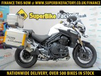 USED 2015 15 TRIUMPH EXPLORER XC 1215 GOOD&BAD CREDIT ACEEPTED, OVER 500+ BIKES