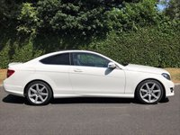 USED 2015 15 MERCEDES-BENZ C CLASS 2.1 C250 CDI AMG SPORT EDITION PREMIUM PLUS 2dr  PANROOF+COMMAND+REV CAM+PRIVACY