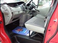 USED 2013 13 VAUXHALL VIVARO 2.0 2900 CDTI SWB ECOFLEX 1d 113 BHP