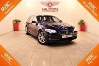 USED 2011 11 BMW 5 SERIES 2.0 520D SE TOURING 5d 181 BHP + RAC 82 POINT CHECKED + RAC DEALER