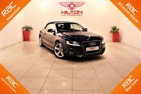 USED 2011 11 AUDI A5 3.0 TDI QUATTRO S LINE 2d AUTO 240 BHP + 1  OWNER FROM NEW ++ FULL SERVICE HISTORY