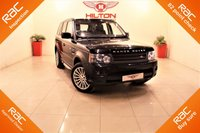 USED 2010 10 LAND ROVER RANGE ROVER SPORT 3.0 TDV6 SE 5d AUTO 245 BHP + 2 PREV OWNERS + FULL SERVICE HISTORY + RAC DEALER
