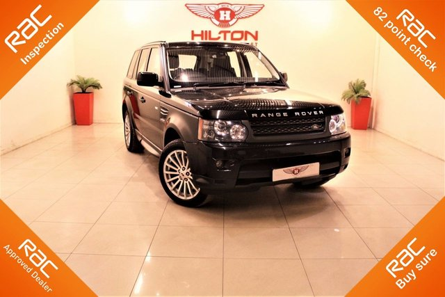 View our LAND ROVER RANGE ROVER SPORT