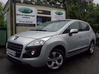 USED 2011 11 PEUGEOT 3008 1.6 SPORT HDI 5d 112 BHP **VEHICLE AT OUR UGBOROUGH  BRANCH**