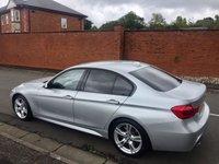 USED 2016 16 BMW 3 SERIES 3.0 330D M SPORT AUTO 255 BHP