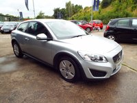 USED 2010 59 VOLVO C30 1.6 D DRIVE S 3d 109 BHP FULL SERVICE HISTORY