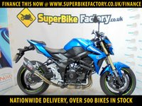 USED 2016 66 SUZUKI GSR750 AL6 ABS  GOOD & BAD CREDIT ACCEPTED, OVER 500 BIKES IN STOCK