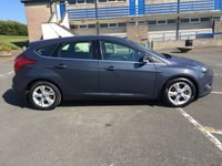 USED 2014 14 FORD FOCUS 1.6 ZETEC ECONETIC TDCI 5d 104 BHP EXCELLENT ALL ROUND CONDITION, GREAT DRIVER