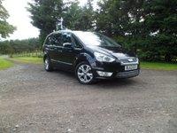 2013 FORD GALAXY 2.0 TITANIUM X TDCI 5d AUTO 163 BHP £12995.00