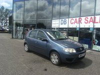 USED 2003 53 FIAT PUNTO 1.2 8V ACTIVE 5d 59 BHP £0 DEPOSIT, DRIVE AWAY TODAY!!