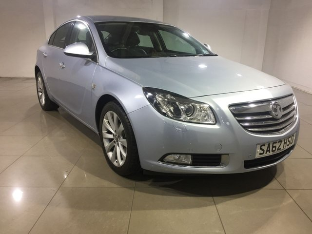 View our 2012 62 VAUXHALL INSIGNIA 2.0 ELITE NAV CDTI 5d 157 BHP