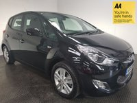 USED 2015 15 HYUNDAI IX20 1.6 ACTIVE 5d AUTO 123 BHP FSH-VERY LOW MILEAGE-BLUETOOTH-A/C