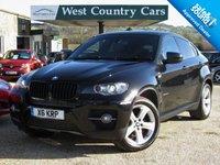 USED 2012 12 BMW X6 3.0 XDRIVE40D 4d AUTO 302 BHP High Spec X6 40D