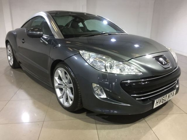 View our 2010 60 PEUGEOT RCZ 1.6 THP GT 2d 200 BHP