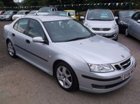 USED 2006 06 SAAB 9-3 1.9 DTH VECTOR SPORT 4d 150 BHP ***Excellent economy - reliable family car  -  Service history  - Long MOT***