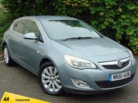 USED 2011 61 VAUXHALL ASTRA 2.0 SE CDTI S/S 5d  **£30 ROAD TAX**ECONOMICAL DIESEL**128 POINT AA INSPECTED**