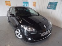 USED 2013 13 RENAULT MEGANE 1.5 DYNAMIQUE TOMTOM ENERGY DCI S/S 5d 110 BHP