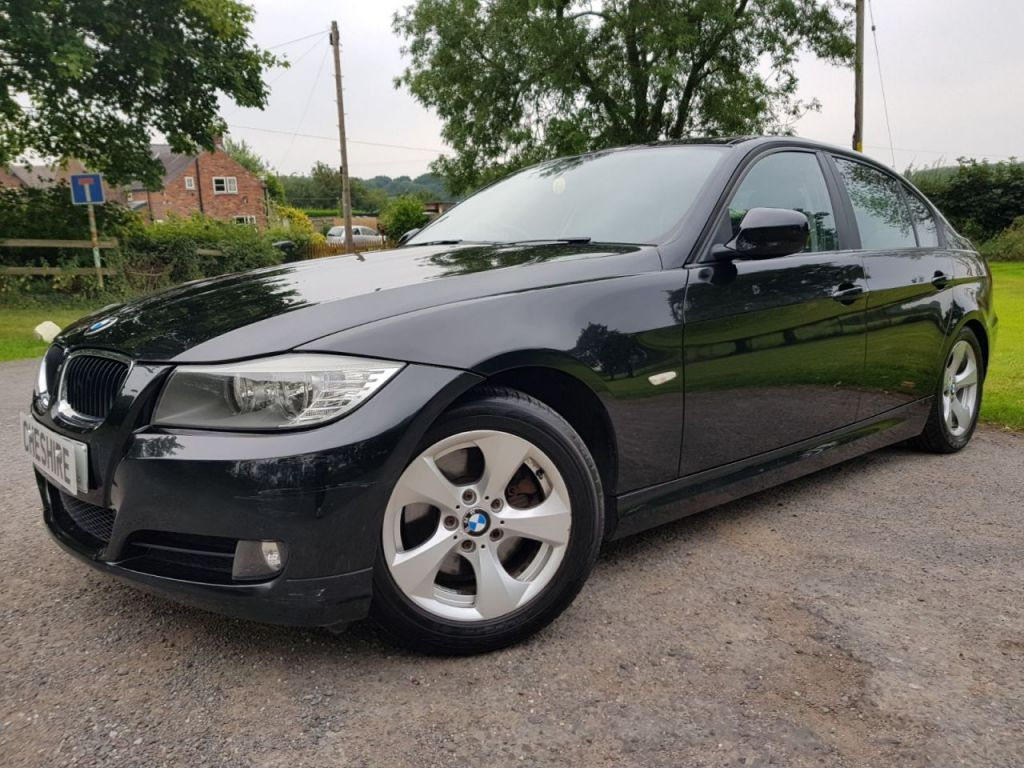 2010 BMW 3 Series 320d Efficientdynamics £5,250
