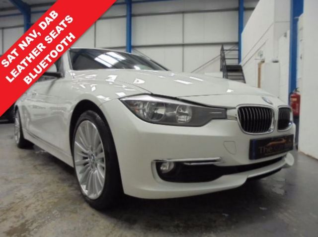 2013 63 BMW 3 SERIES 2.0 320D LUXURY TOURING 5d AUTO 181 BHP