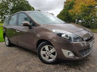 USED 2011 60 RENAULT GRAND SCENIC 1.5 DYNAMIQUE TOMTOM DCI FAP 5d SAT NAV