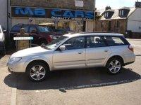 2007 SUBARU OUTBACK 2.5 SE AWD 5d AUTO 165 BHP £3995.00