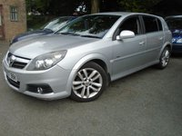 USED 2007 07 VAUXHALL SIGNUM 1.9 DESIGN CDTI 16V 5d AUTO 150 BHP DIESEL ESTATE+MOT 25TH MAY 2018, ONLY 2 FORMER KEEPERS, LAST SINCE 2011