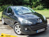 USED 2011 60 PEUGEOT 207 1.4 HDI ENVY 3d 68 BHP * 128 POINT AA INSPECTED *