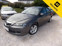 USED 2007 07 MAZDA 6 2.0 TS 5d AUTO 145 BHP MAZDA 6 TS - SHARP LOOKS, EFFICIENCY AND GREAT DRIVING DYNAMICS