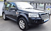 USED 2007 07 LAND ROVER FREELANDER 2.2 TD4 GS 5d 159 BHP * NO DEPOSIT FINANCE OPTIONS *