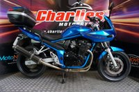 2007 SUZUKI Bandit 650 Suzuki Bandit 650 S luggage. Superb throughout £2195.00