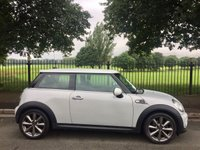 USED 2012 12 MINI HATCH COOPER 1.6 COOPER LONDON 2012 EDITION 3d 120 BHP