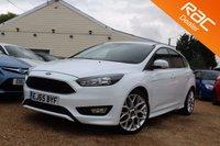 USED 2015 65 FORD FOCUS 1.5 ZETEC S TDCI 5d 118 BHP Sat Nav, Ford Warranty & more