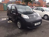 USED 2012 12 CITROEN NEMO 1.2 MULTISPACE HDI S/S 5d 74 BHP EXCELLENT FUEL ECONOMY!!..LOW CO2 EMISSIONS(113G/KM)..LOW ROAD TAX...FULL HISTORY!.ONLY 24048 MILES FROM NEW!!